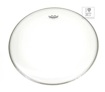 "Купить REMO Bass, POWERSTROKE 3, Clear, 20"" Diameter, No Stripe Пластик для барабана онлайн"