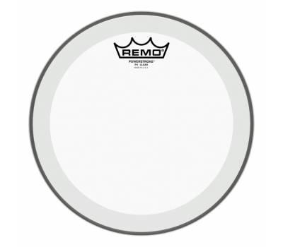 Купить REMO Batter, POWERSTROKE 4, Clear, 10 Diameter Пластик для барабана онлайн