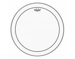 "REMO Batter, PINSTRIPE, Clear, 20"" Diameter Пластик для барабана"