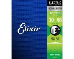 ELIXIR EL OW L Струны для электрогитар