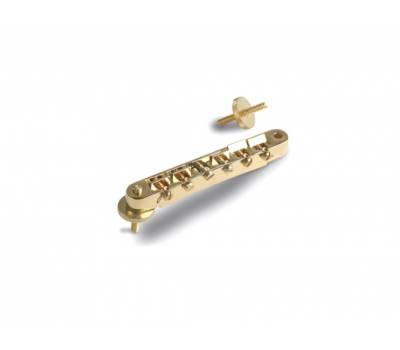 Купить GIBSON ABR-1 BRIDGE GOLD Бридж типа tune-o-matic онлайн