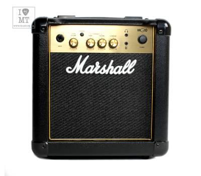 Купить MARSHALL MG10G Гитарный комбоусилитель онлайн