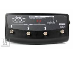 MARSHALL PEDL-91009 FOOTSWITCH FOR CODE SERIES Футсвич для усилителей