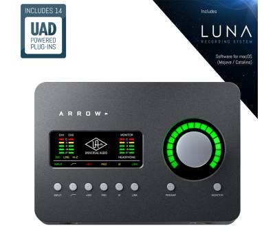 Купить UNIVERSAL AUDIO ARROW Аудиоинтерфейс онлайн