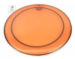"REMO POWERSTROKE3 22"" COLORTONE ORANGE Пластик для барабана"