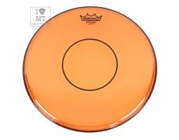 "REMO POWERSTROKE 77 14"" COLORTONE ORANGE Пластик для барабана"