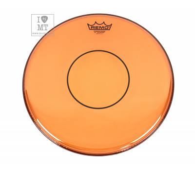 "Купить REMO POWERSTROKE 77 14"" COLORTONE ORANGE Пластик для барабана онлайн"