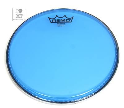 "Купить REMO EMPEROR 10"" COLORTONE BLUE Пластик для барабана онлайн"