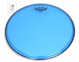 """REMO EMPEROR 12"""" COLORTONE BLUE Пластик для барабана"""