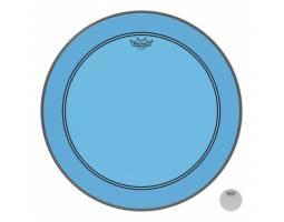 "REMO POWERSTROKE3 22"" COLORTONE BLUE Пластик для барабана"