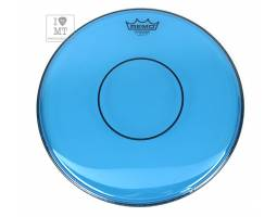 "REMO POWERSTROKE 77 14"" COLORTONE BLUE Пластик для барабана"
