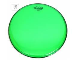 """REMO EMPEROR 14"""" COLORTONE GREEN Пластик для барабана"""