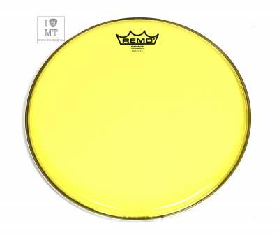 "Купить REMO EMPEROR 12"" COLORTONE YELLOW Пластик для барабана онлайн"