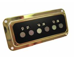 GRETSCH DYNASONIC BRIDGE PICKUP GOLD Звукознімач