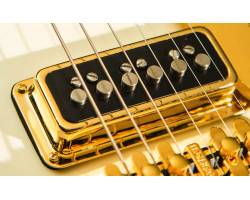 GRETSCH DYNASONIC BRIDGE PICKUP GOLD Звукосниматель