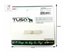 GRAPH TECH PQ-6010-00 TUSQ Nut Slotted Jumbo Gibson Style Нулевой порожек