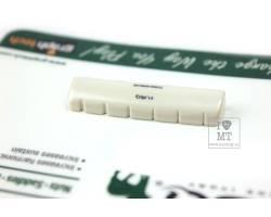 "GRAPH TECH PQ-6060-00 TUSQ Nut Slotted 1/4"" Epiphone Style Нулевой порожек"