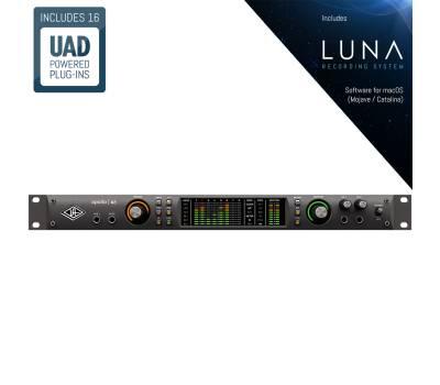 Купить UNIVERSAL AUDIO Apollo X6 Аудиоинтерфейс онлайн