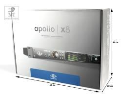 UNIVERSAL AUDIO Apollo X8 Аудиоинтерфейс