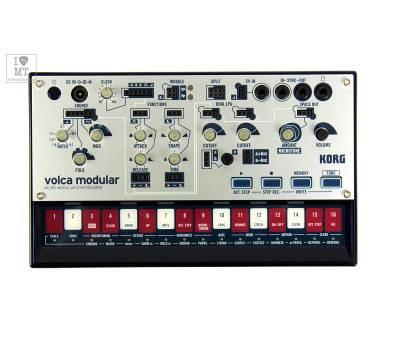 Купити KORG Volca-Modular Синтезатор онлайн