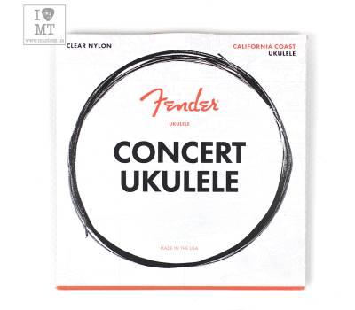 Купить FENDER UKULELE STRINGS, CONCERT Струны для укулеле онлайн