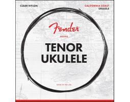 FENDER UKULELE STRINGS, TENOR Струны для укулеле