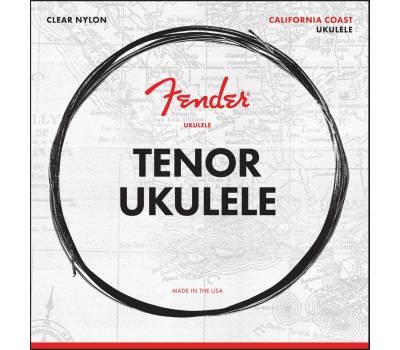 Купить FENDER UKULELE STRINGS, TENOR Струны для укулеле онлайн
