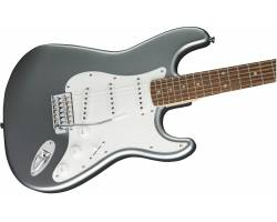 SQUIER by FENDER AFFINITY STRATOCASTER LRL SLICK SILVER Электрогитара