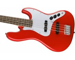 SQUIER by FENDER AFFINITY JAZZ BASS LRL RACE RED Бас-гитара