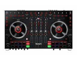NUMARK NS6II 4-Channel Premium DJ контролер