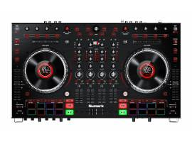 NUMARK NS6II 4-Channel Premium DJ контроллер