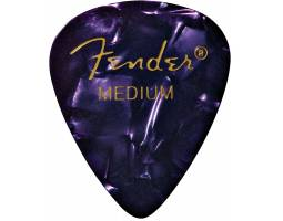 FENDER 351 SHAPE PREMIUM PICKS  PURPLE MOTO MEDIUM Медиатор