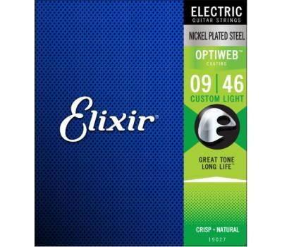 Купить ELIXIR EL OW CL Струны для электрогитар онлайн