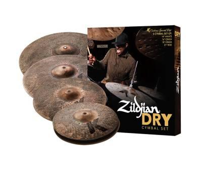 Купить ZILDJIAN K CUSTOM DRY CYMBAL SET Набор тарелок онлайн