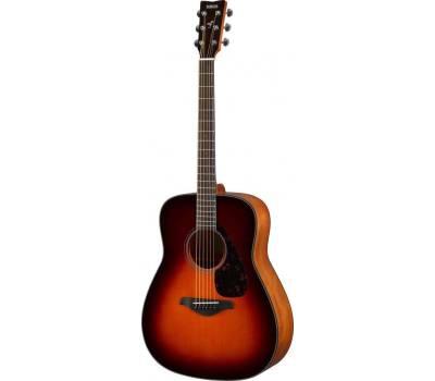 Купить YAMAHA FG800 BROWN SUNBURST Гитара акустическая онлайн