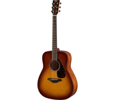 Купить YAMAHA FG800 SAND BURST Гитара акустическая онлайн