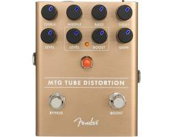 FENDER PEDAL MTG TUBE DISTORTION Педаль эффектов