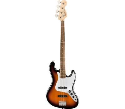 Купить SQUIER by FENDER AFFINITY SERIES JAZZ BASS LR BROWN SUNBURST Бас-гитара онлайн