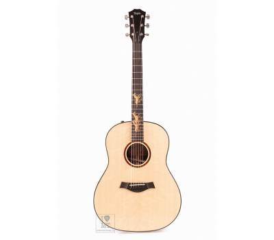 Купить TAYLOR GUITARS CUSTOM GP ZIRICOTE/LUTZ BEARCLAW Гитара электроакустическая онлайн