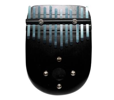 Купить PALM PERCUSSION KALIMBA CURVE SHAPE BLACK Калимба онлайн