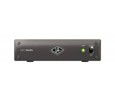 Купить UNIVERSAL AUDIO UAD-2 SATELLITE THUNDERBOLT 3 QUAD CORE DSP процессор онлайн