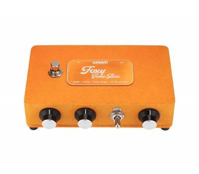 Купити WARM AUDIO Foxy Tone Box Педаль ефектів онлайн