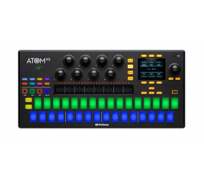 Купить PRESONUS ATOMSQ MIDI контроллер онлайн