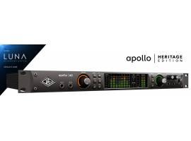 UNIVERSAL AUDIO Apollo x8 Heritage Edition (Rack/Mac/Win/TB3) Аудиоинтерфейс