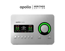 UNIVERSAL AUDIO Apollo Solo USB Heritage Edition (Desktop/Win) Аудиоинтерфейс