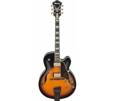 Купить IBANEZ AF2000-BS Гитара полуакустическая онлайн