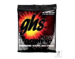 GHS STRINGS ML3045X BASS BOOMERS Струны для бас-гитар