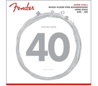 Купить FENDER 7250L Струны для бас-гитар онлайн