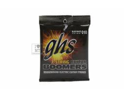 GHS STRINGS BOOMERS GB7M Струны для электрогитар