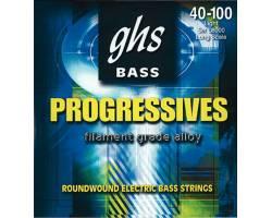 GHS STRINGS PROGRESSIVES BASS SET Струни для бас-гітар